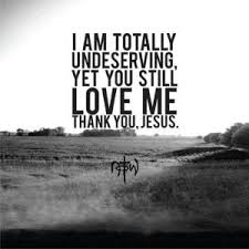 Undeserving