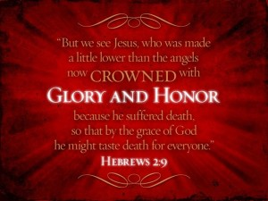 crowned with glory