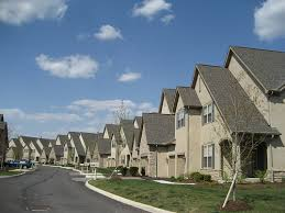 tract homes