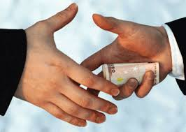 dangers of bribery