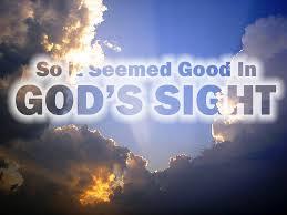 Gods Sight